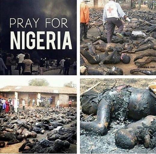 Pray For Nigeria - MercyfulGrace.com