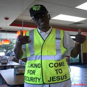Jesus Security