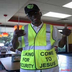 Jesus Security