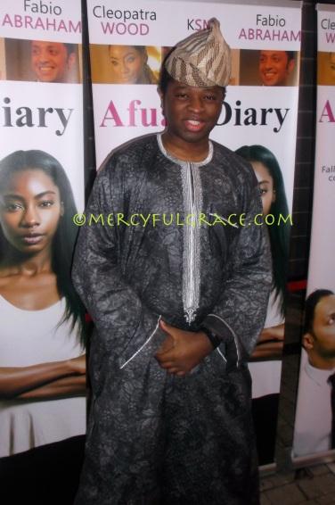 Afua' Diary - MercyfulGrace.com
