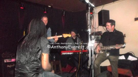 Live From Amsterdam - Run To Love - Tour - MercyfulGrace.com