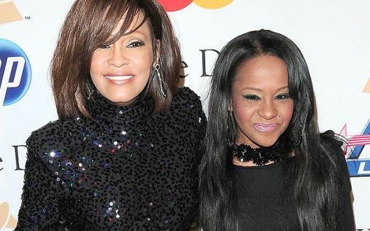 Whitney Houston & Bobbi Kristina - MercyfulGrace.com