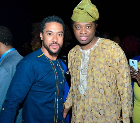 Aremuorin &; Majid, Busted, Red Carpet