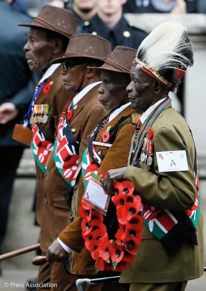 Remaining Black World 2 Veterans - MercyfulGrace