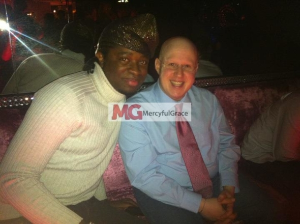 Anthony Everest & Matt Lucas (1)