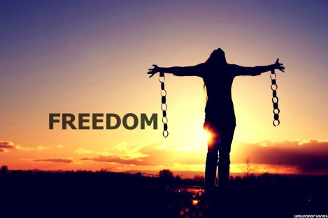 Freedom - MercyfulGrace.com
