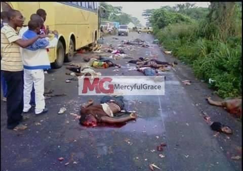 Nigeria - Paris Is The Only One - MercyfulGrace.com