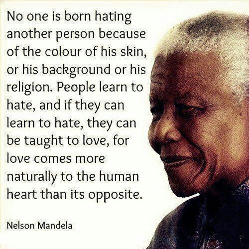 Taught to love ..' - MercyfulGrace.com