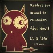 The Devil is Liar - MercyfulGrace.comThe Devil is Liar - MercyfulGrace.com