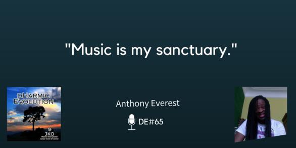 Anthony Everest - Dharmanic Evolution Interview2