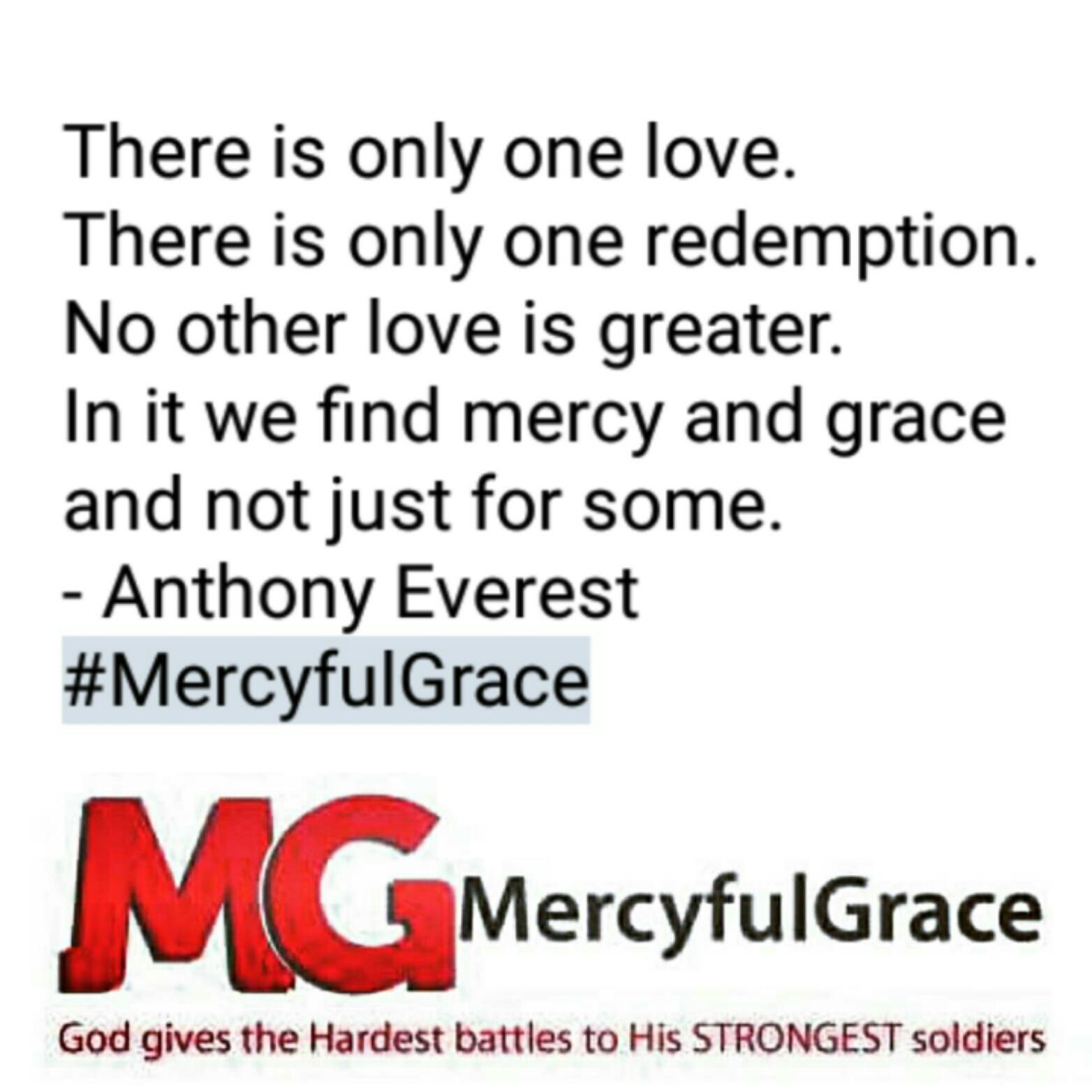 REDEMEMOTION - ANTHONY EVEREST - MERCYFULGRACE