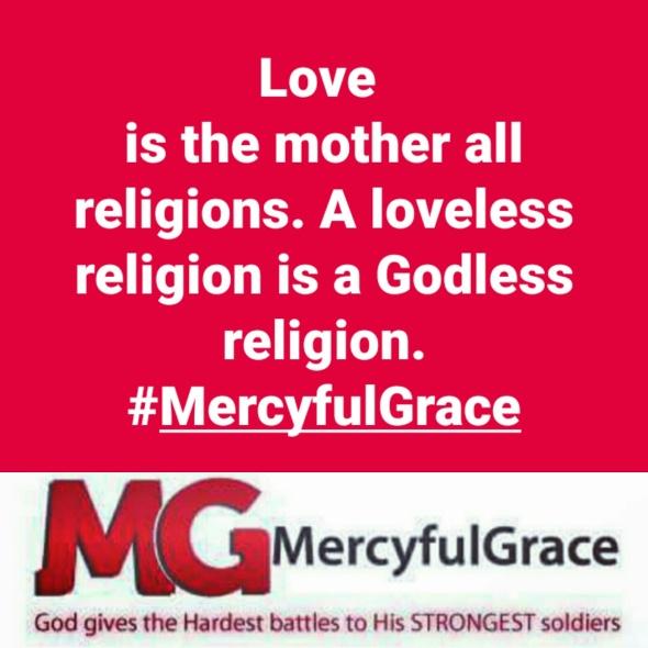 Religion - MercyfulGrace - Anthony Everest &