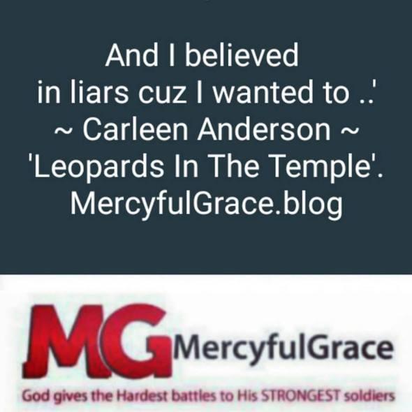 Carleen Andersen - MercyfulGrace