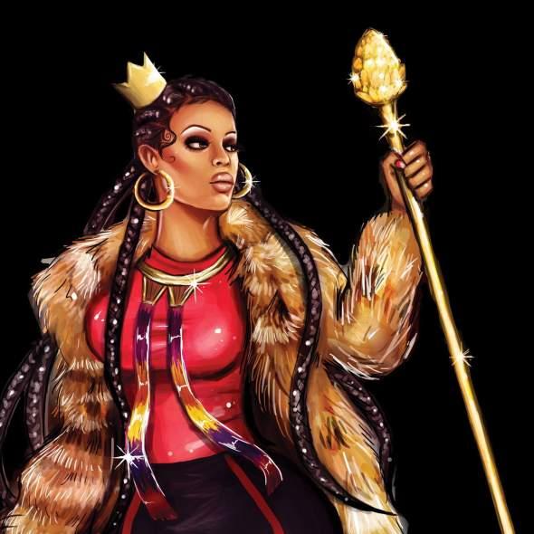 Tyra Sanchez In 14 Ways – #In14Ways #MercyfulGrace | MercyfulGrace