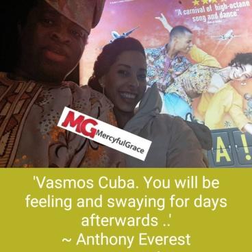 Vamos Cuba - Cast with Anthony Evererest