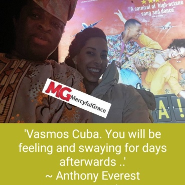 Vamos Cuba - Cast with Anthony Evererest