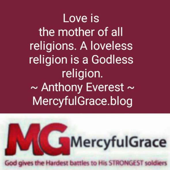 Love - MercyfulGrace Blog