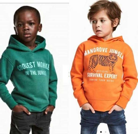 H&M Racist Pic