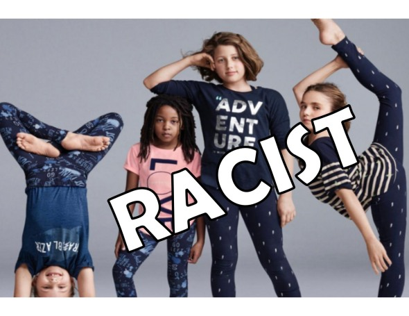 Gap Campaign - Racism - MercyfulGrace Blog