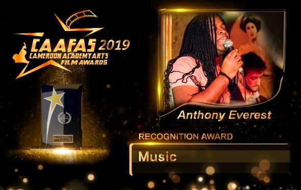 Anthony Everest - CAAFAS RECOGNITION AWARD FOR MUS